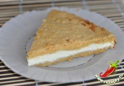 Королевский пирог творогом рецепт